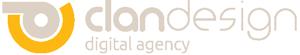 Clan Design | Graphic & Web Design | Online Marketing Logo